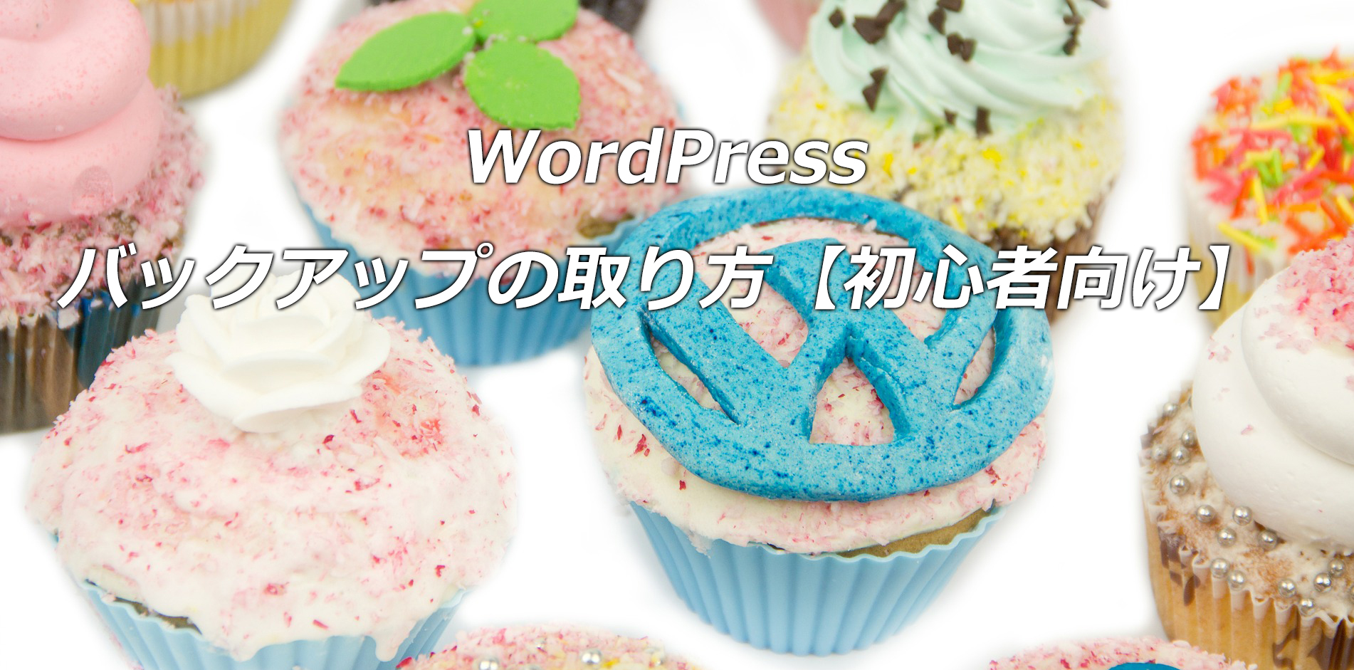 WordPressバックアップの取り方【初心者向け】
